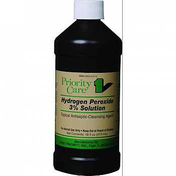 Hydrogen Peroxide 3% Solution (Case of 12)