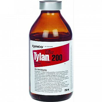 Elanco Tylan 200 Injection For Cattle And Swine