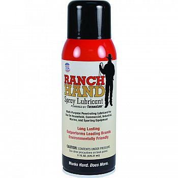 Ranch Hand Spray Lubricant
