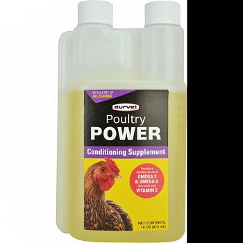Poultry Power Conditioning Supplement  16 OUNCE
