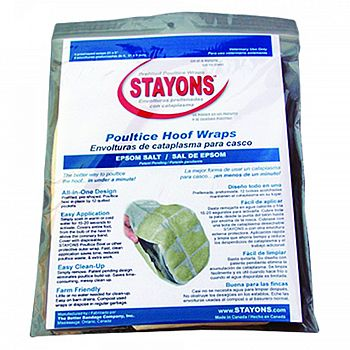 Poultice Hoof Wraps - 2 ct / 21 x 9 in.