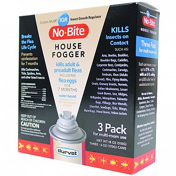 No Bite Igr House Fogger