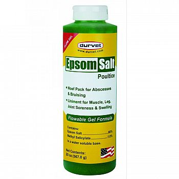Epsom Salt Poultice Gel - 20 oz.