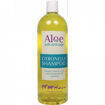 Citronella Shampoo Concentrate