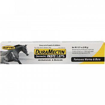 Duramectin Ivermectin Paste 1.87% (Case of 100)