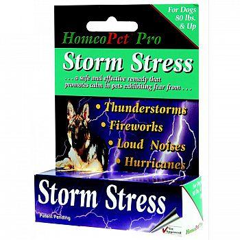 K-9 Storm Stress