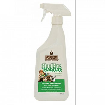 Healthy habitat pet odor eliminator 22 oz cat supplies for Fish tank odor eliminator