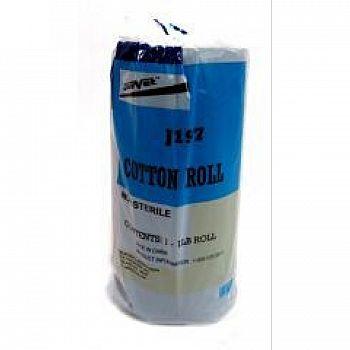 Veterinarian Non-Sterile Practical Cotton Roll  - 1 lb.