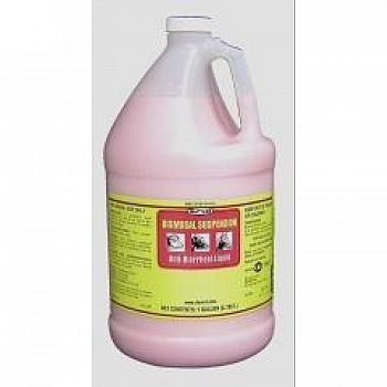 Bismusal Anti-Diarrheal Liquid - 1 gal (Case of 4)