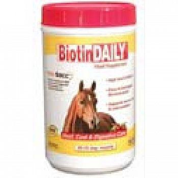 Equine Biotin Crumbles 2.5 lbs