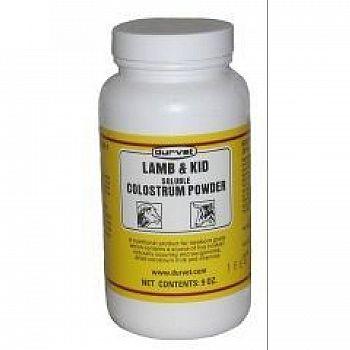 Lamb and Kid Colostrum Powder 9 oz.