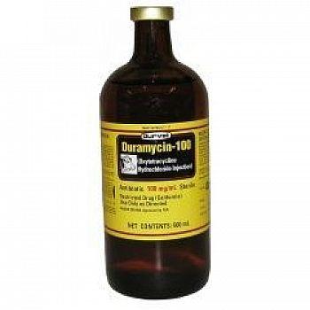 Duramycin 100 Injection for Cattle - 500 ml