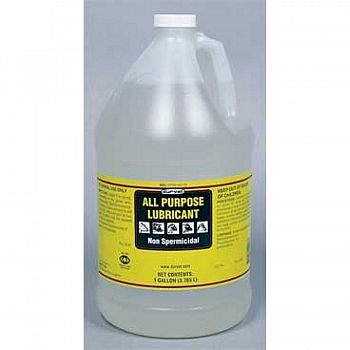 All Purpose Lubricant for Animals - 1 gal. (Case of 4)