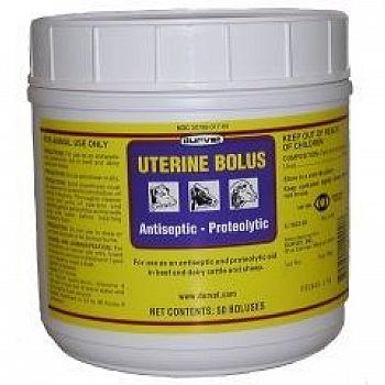 Uterine Bolus 13.4 gm. / 50 ct.