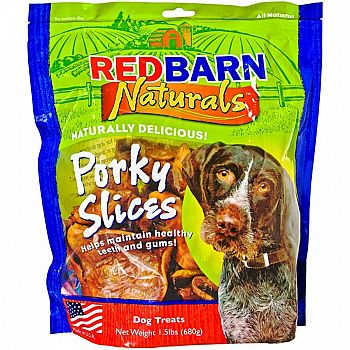 RedBarn Porky Slices Dog Treats