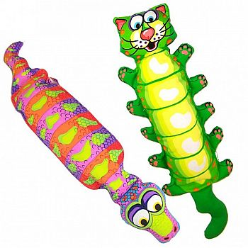 Water Bottle Crunchers Assorted Dog Toy