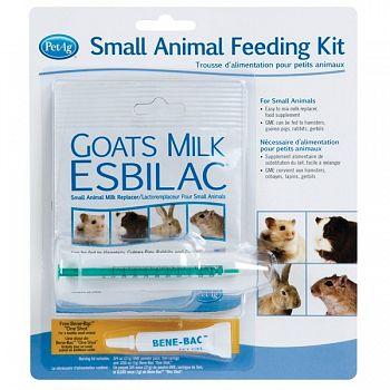 Goat Milk Small Animal Feeding Kit
