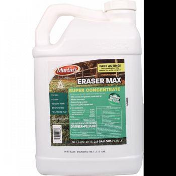 Martins Eraser Max  2.5 GALLON (Case of 2)