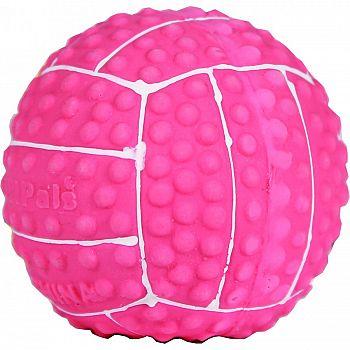 Li L Pals Latex Volleyball Dog Toys