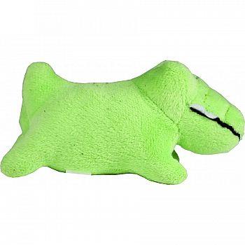 Li L Pals Plush Gator Dog Toy