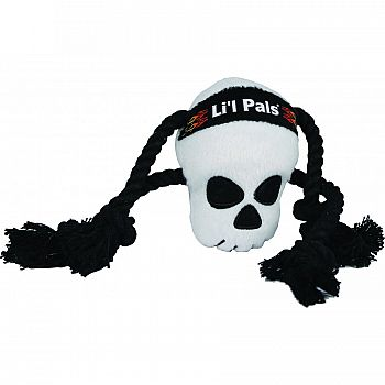 Li L Pals Skull/crossbones Tug Toy
