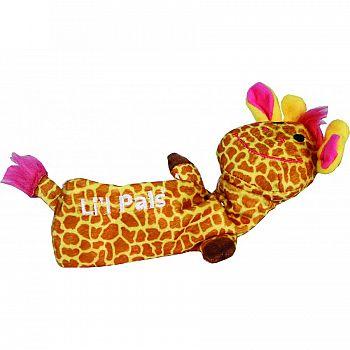 Li L Pals Crinkle Giraffe