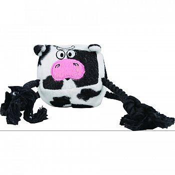 Li L Pals Plush Cube Tug Toy