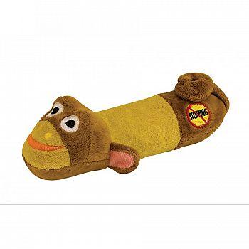 Lil Squeak Monkey Dog Toy