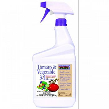 Tomato and Vegetable 3-in-1 RTU 32 oz.