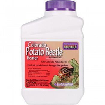 Colorado Potato Beetle Spray