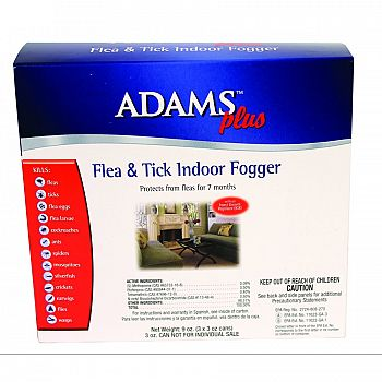 Adams Plus Fogger
