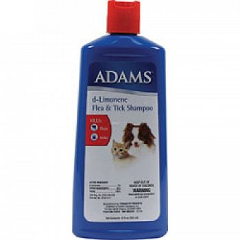 Adams D-limonene Flea And Tick Shampoo