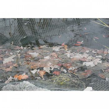 Protective Pond Netting