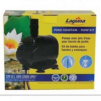 Pond Fountain Pump Kit