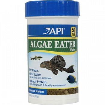 Algae Eater Algae Wafer  3.7 OUNCE