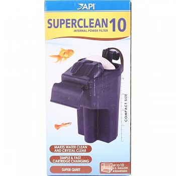 Superclean 10 Filter  10 GALLON