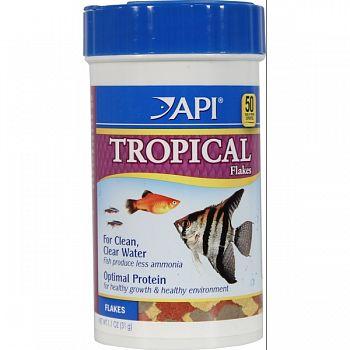 Tropical Flake  1.1 OUNCE