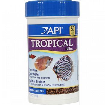 Tropical Pellet  4.2 OUNCE