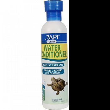 Turtle Water Conditioner  8 OUNCE