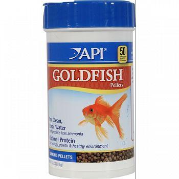 Goldfish Pellet  4 OUNCE