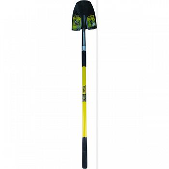 Tru Tough Round Point Shovel STEEL/FIBRGLASS 47 INCH