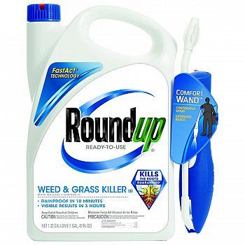 Roundup Rtu Weed & Grass Killer (Case of 4)