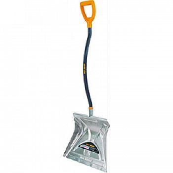 Aluminum Combo Blade Snow Shovel