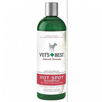 Hot Spot Shampoo