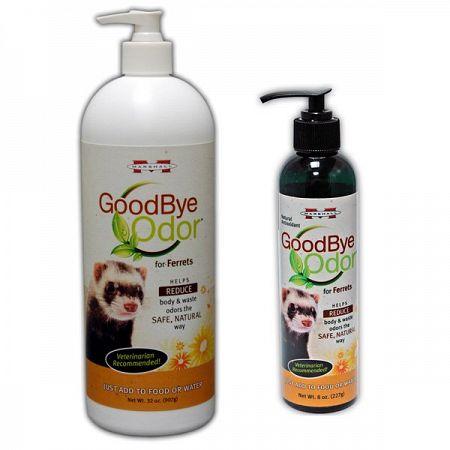 Goodbye odor ferret waste urine deodorizer for Fish odor urine
