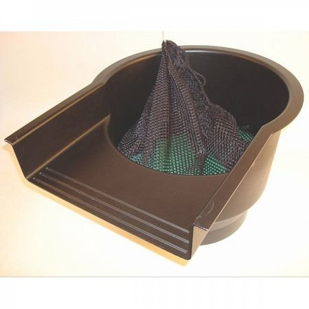 Waterfall pond filter 1000 gallon pond supplies for 100 gallon pond filter
