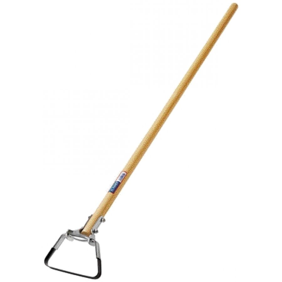 Scuffle Action Hoe & Garden Edger - 6 in. Garden Tools