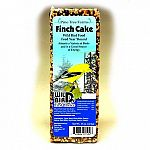 Formulated for year rounding feeding of finches and other birds, the Finch Seed Cake is made of high quality and high energy ingredients to keep your backyard birds healthy and happy throughout the year. Contains Nyjer Seed, White Millet Sunflower Heart