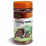 Great for young, growing iguana, this easy-to-feed food is formulated to grow healthy tissue and bones. High in calcium and a variety of other nutrients. Made with a mix of plants and flowers and shaped to attract iguanas.