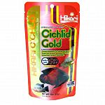Hikari Cichlid Gold contains special color enhancers designed to bring out the natural beauty and proper form of cichlids and other larger tropical fish. We utilize the highest grade of ingredients formulated in exacting quantities.